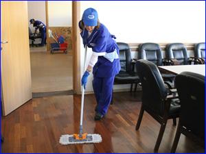 чистка и уборка офисов недорого
