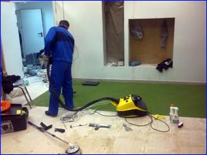 Уборка квартиры, дома или офиса после ремонта или строительства
