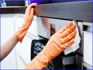 уборка квартиры кухни