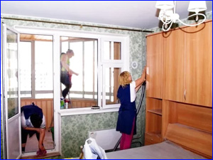 Генеральная уборка квартиры в Самаре